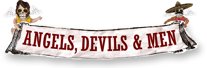 Angels, Devils & Men Logo